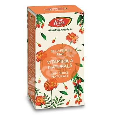 Vitamina C naturală F, 10 plicuri, Fares : Bebe Tei