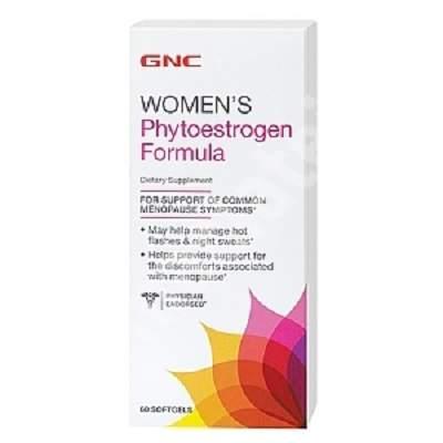 Women's Phytoestrogen Formula, 60 capsule, GNC