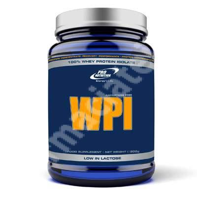 WPI cu aroma de vanilie, 900 g, Pro Nutrition