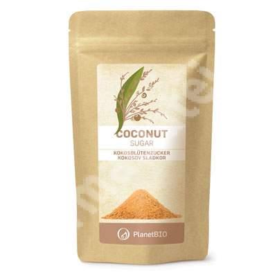 Zahar din nuca de cocos, 250 g, Planet Bio