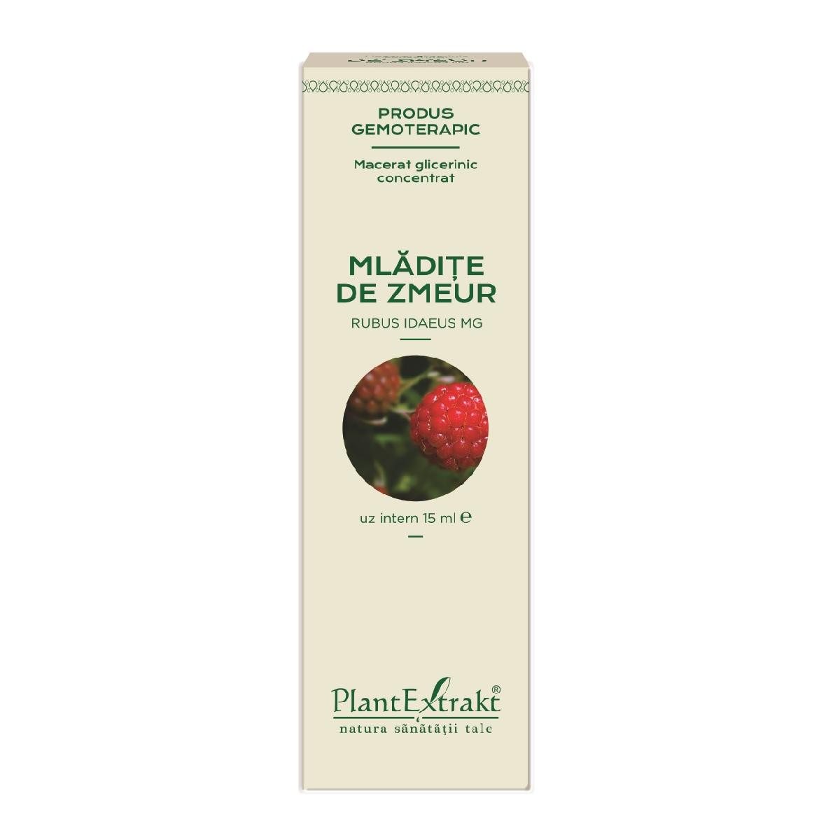 Mlădițe de zmeur, 15 ml, Plant Extrakt