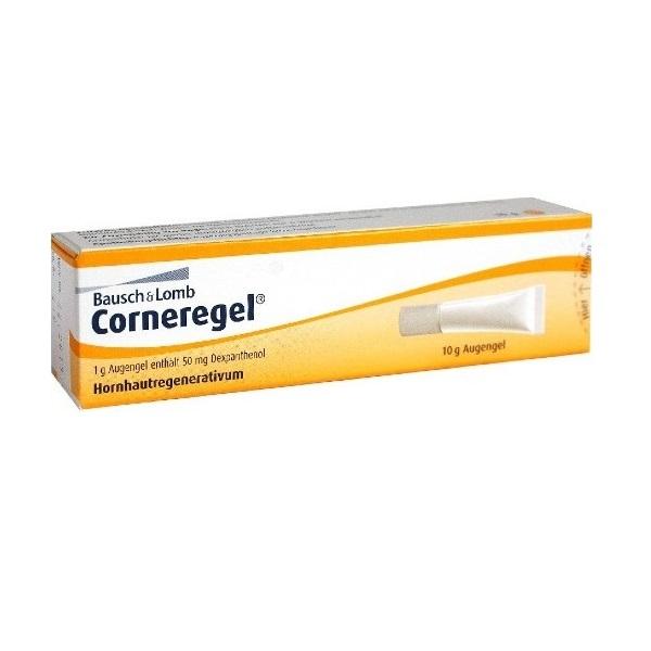 Corneregel, 10 g, Bausch Lomb