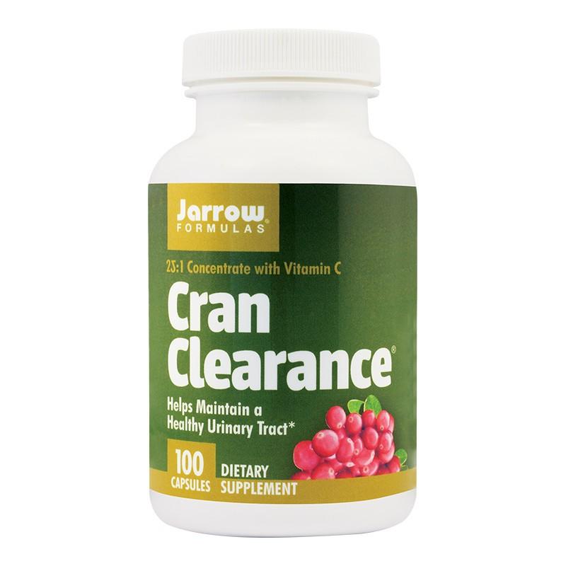 Cran Clearance Jarrow Formulas, 100 capsule, Secom