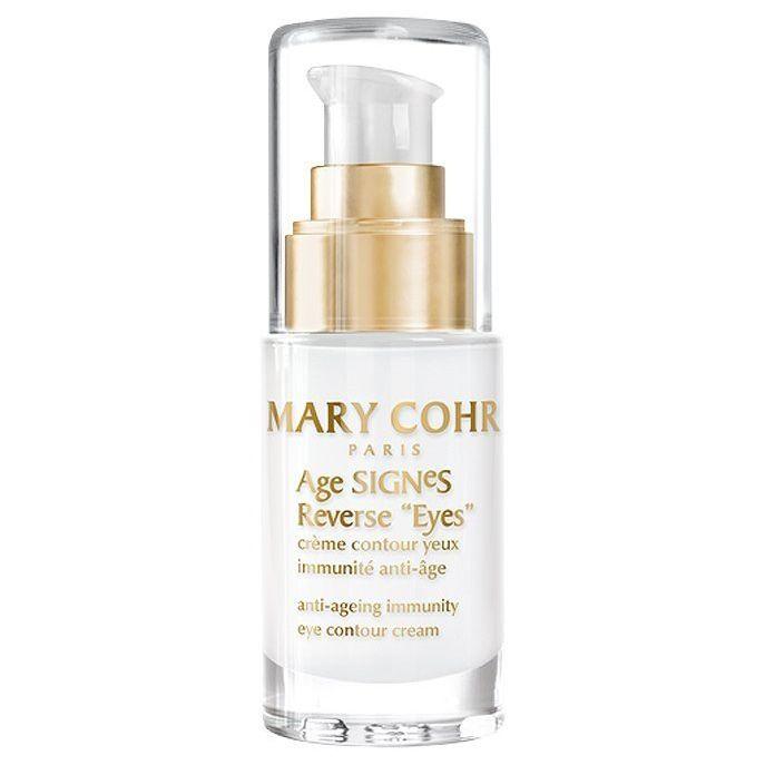Crema antirid  pentru ochi Age Signes Reverse, 15 ml, Mary Cohr
