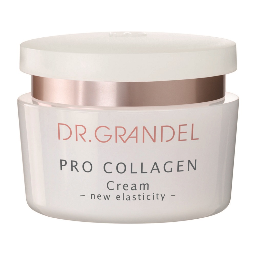 Crema cu Colagen Pro Collagen (41180), 50 ml, Dr. Grandel