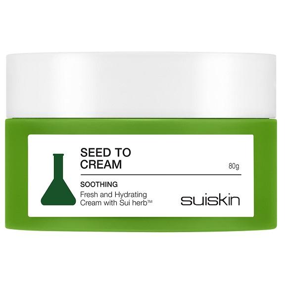 Crema de fata cu efect calmant Seed To, 80 ml, Suiskin