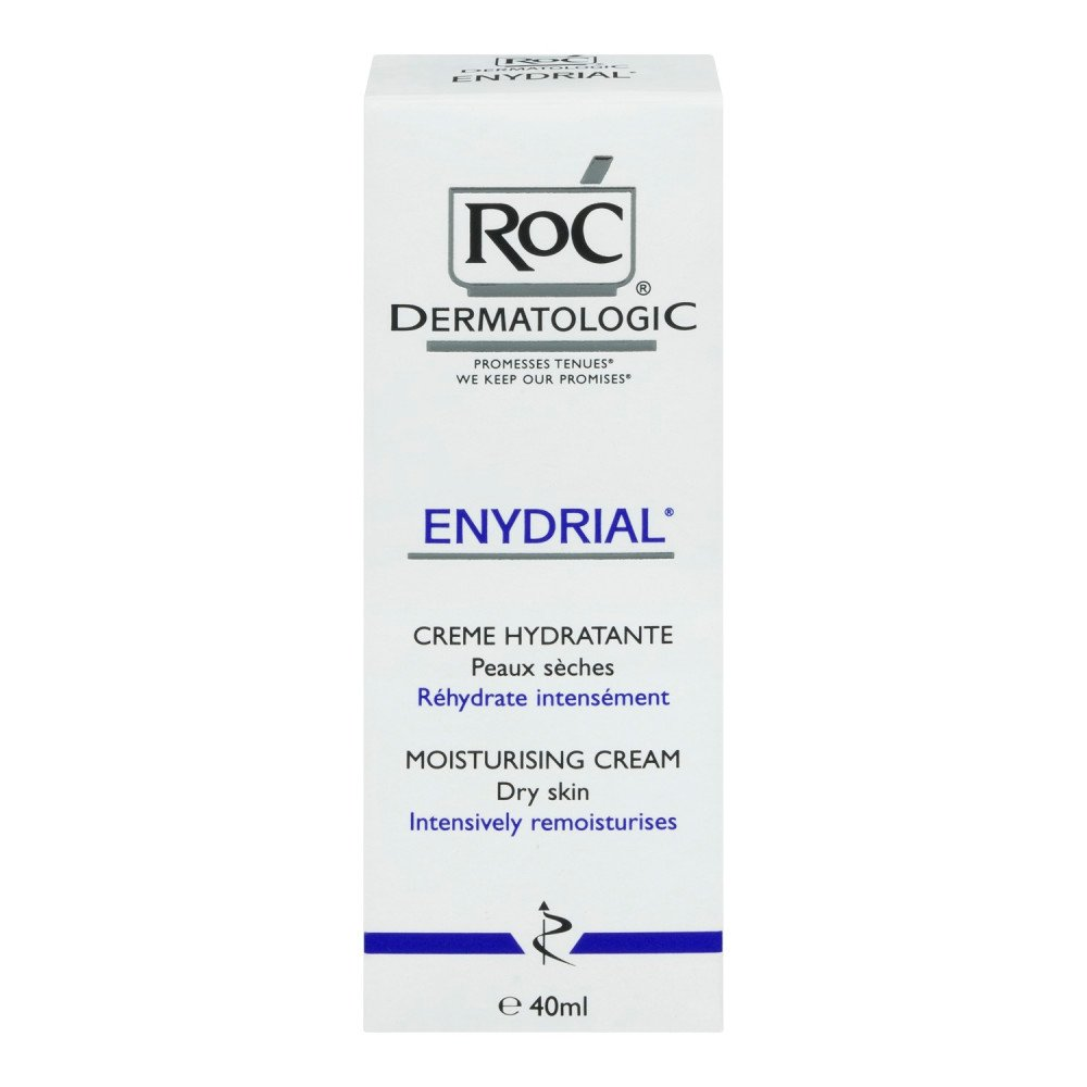 Cremă de față pentru piele uscată sau atopică Enydrial, 40 ml, Roc