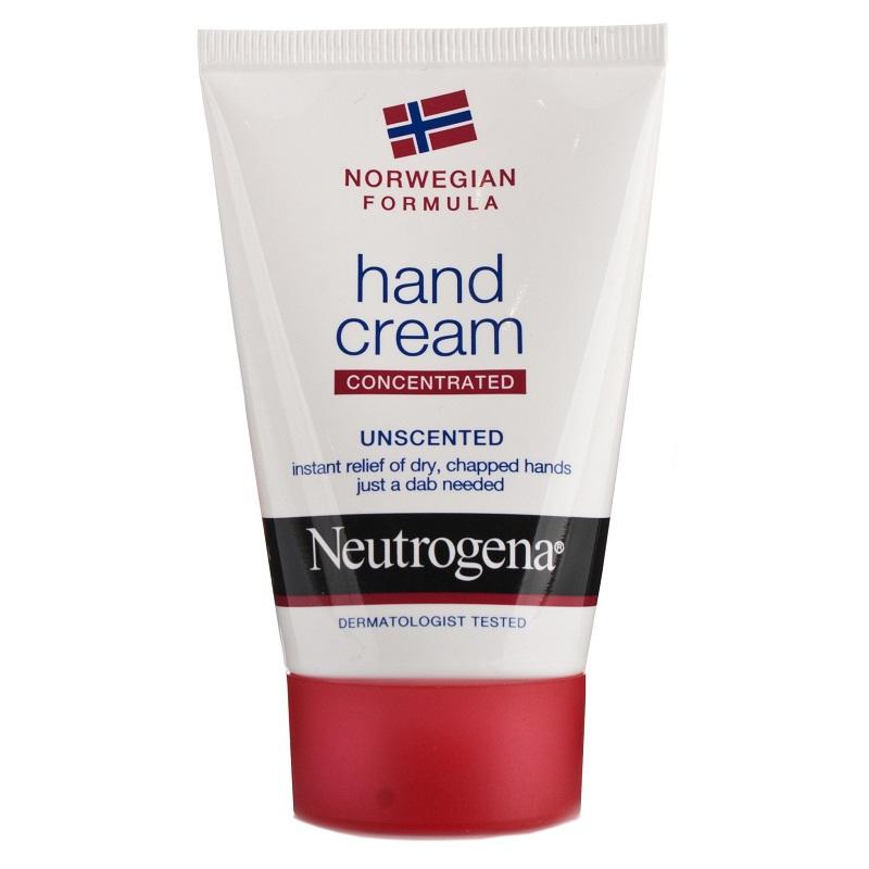 Cremă de mâini neparfumată, 50 ml, Neutrogena