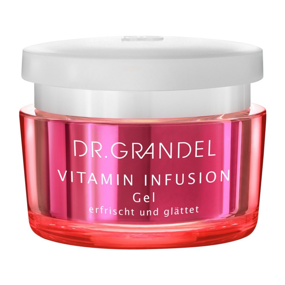 Crema-gel cu vitamine Vitamin Infusion, 50 ml, Dr. Grandel