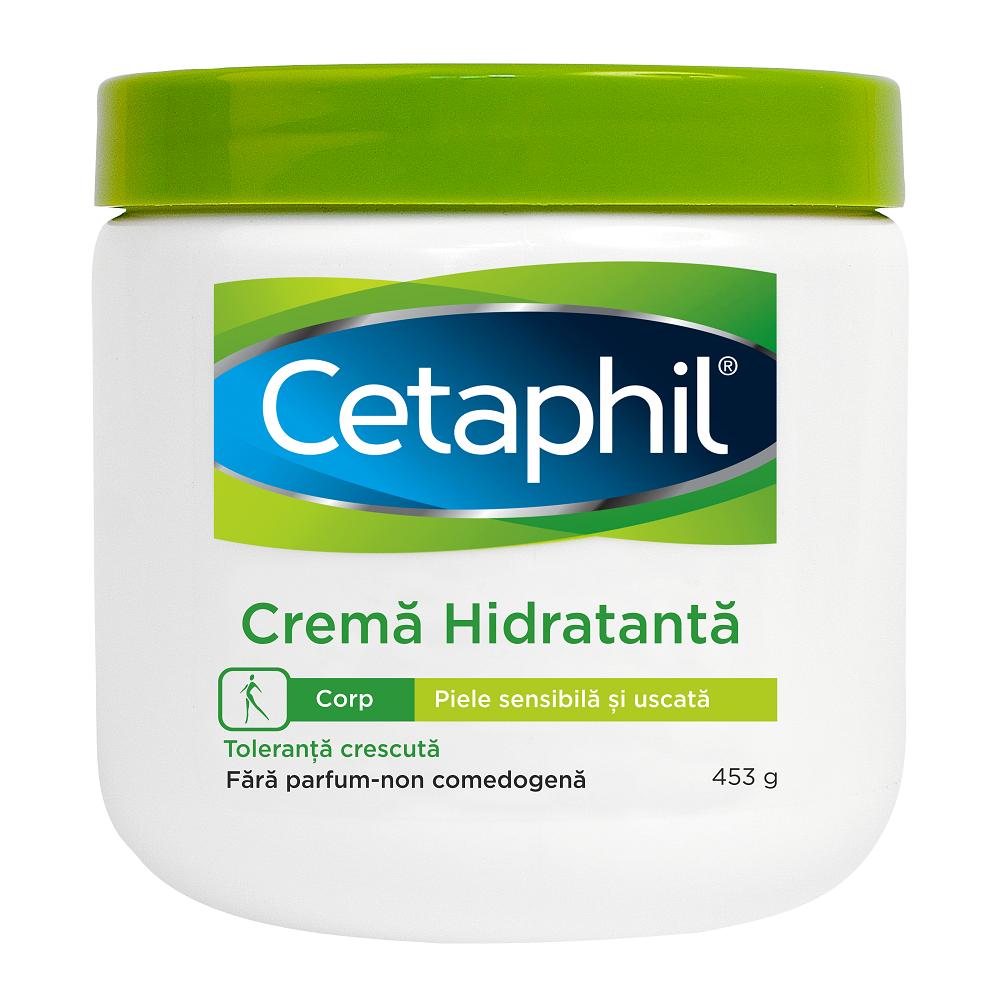 Cremă hidratantă Cetaphil, 453 g, Galderma