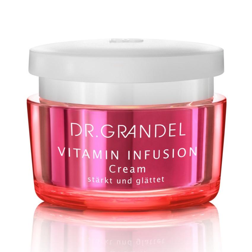 Crema hidratanta cu vitamine Vitamin Infusion (41422), 50 ml, Dr. Grandel