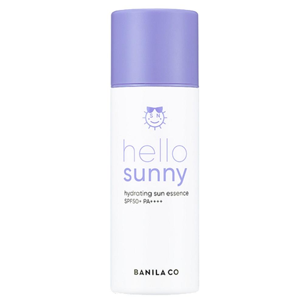 Crema hidratanta pentru fata cu SPF 50+ Hello Sunny Essence, 50 ml, Banila Co
