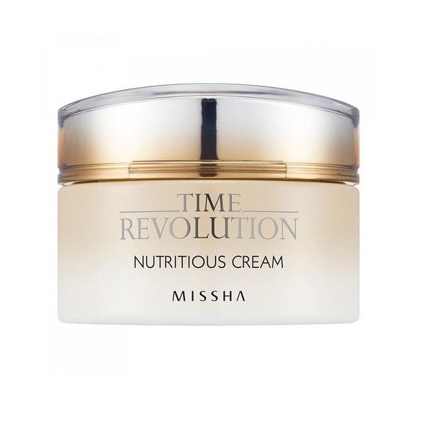 Crema hranitoare Time Revolution Nutritious, 50 ml, Missha