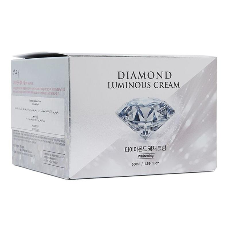 Crema iluminatoare Diamond Luminous, 50 ml, Shangpree