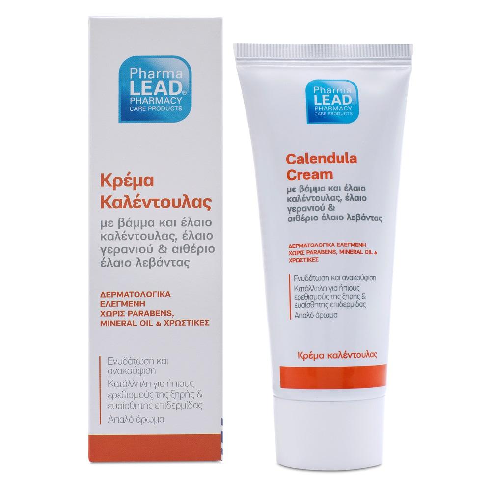 Crema naturala cu extract de galbenele Pharma Lead, 50 ml, Vitorgan