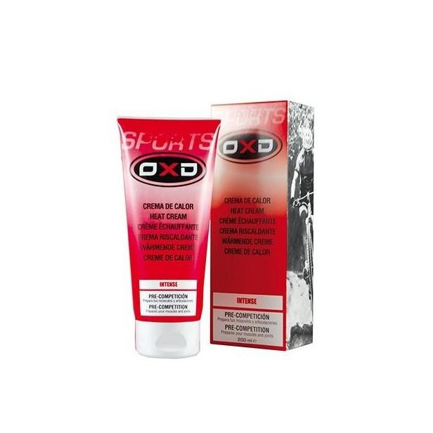 Cremă terapeutică cu efect de ȋncălzire intens, OXD (T3002), 200 ml, Telic S.A.U.
