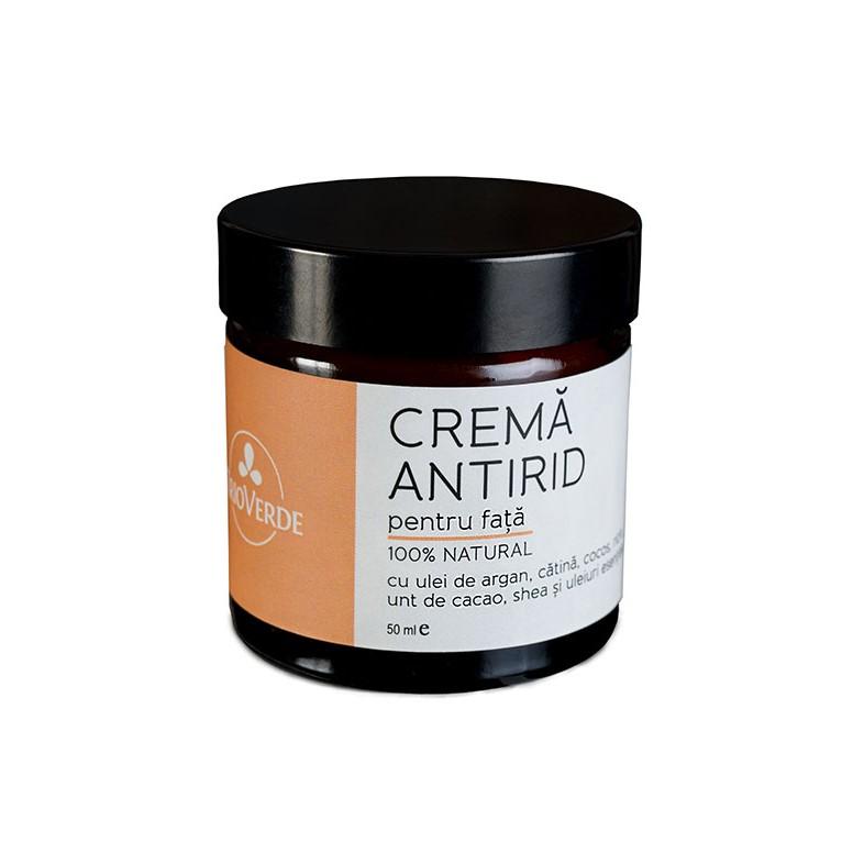 Crema UNT-Antirid intens nutritiva, 50 ml, Trio Verde