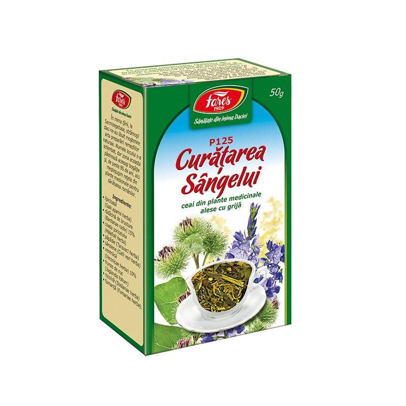 Ce ceaiuri sunt bune pentru curatarea vaselor de sange