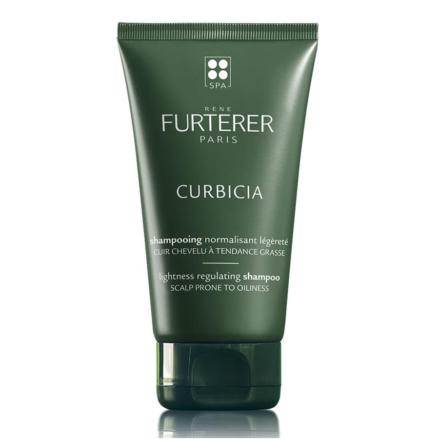 Șampon purifiant pentru scalp cu tendință de îngrășare Curbicia, 150 ml, Rene Furterer