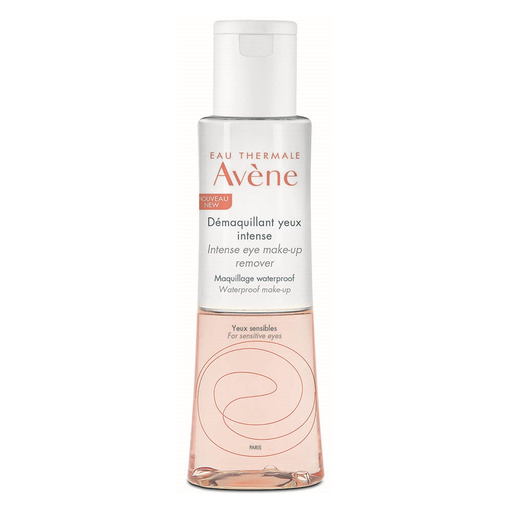 Demachiant bifazic pentru ochi, 125 ml, Avene Essentials