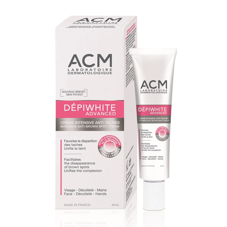 Cremă intensivă anti-pete pigmentare Depiwhite Advanced, 40 ml, Acm