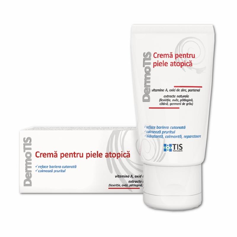 Cremă pentru piele atopica DermoTis, 40 ml, Tis Farmaceutic