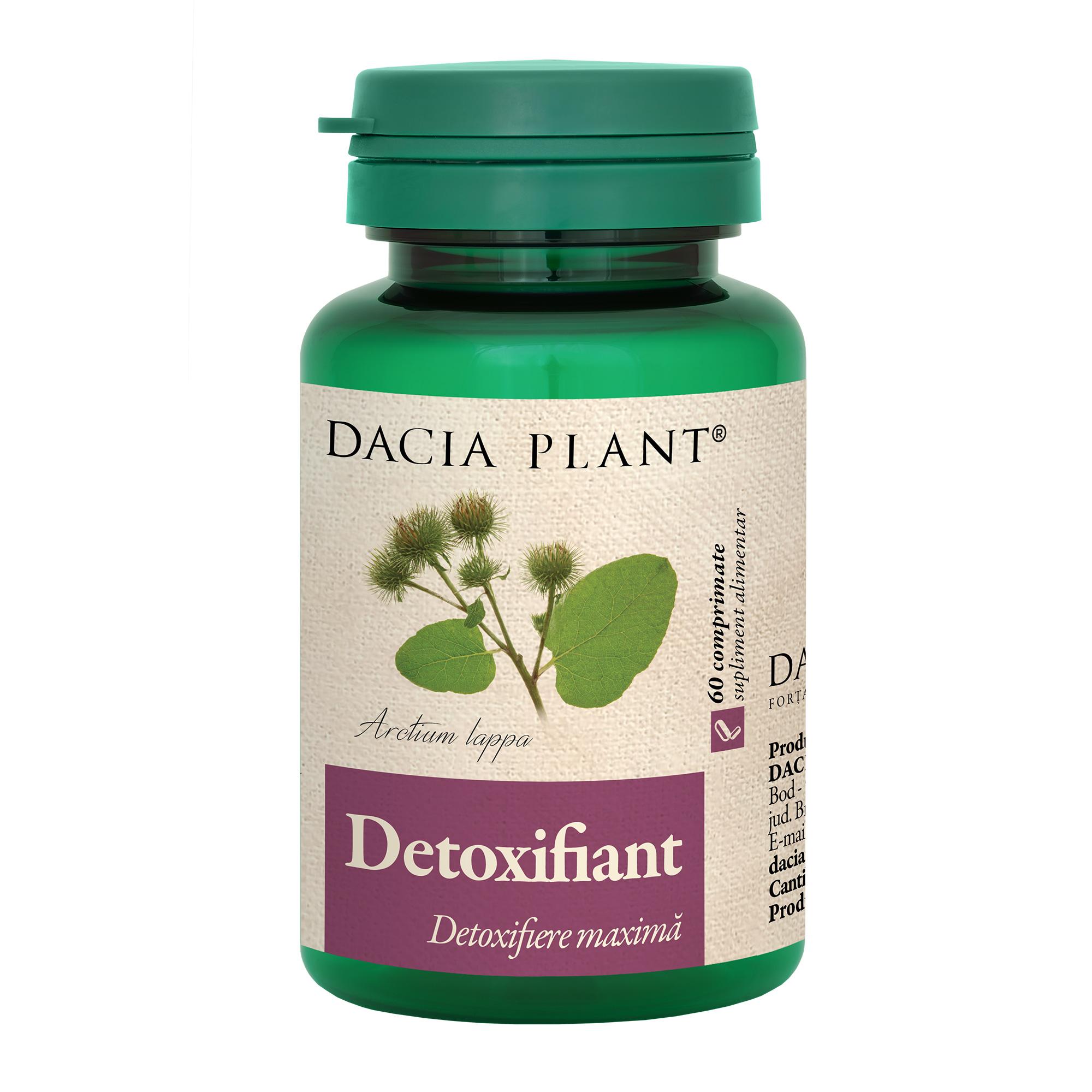 tratament detoxifiere organism)