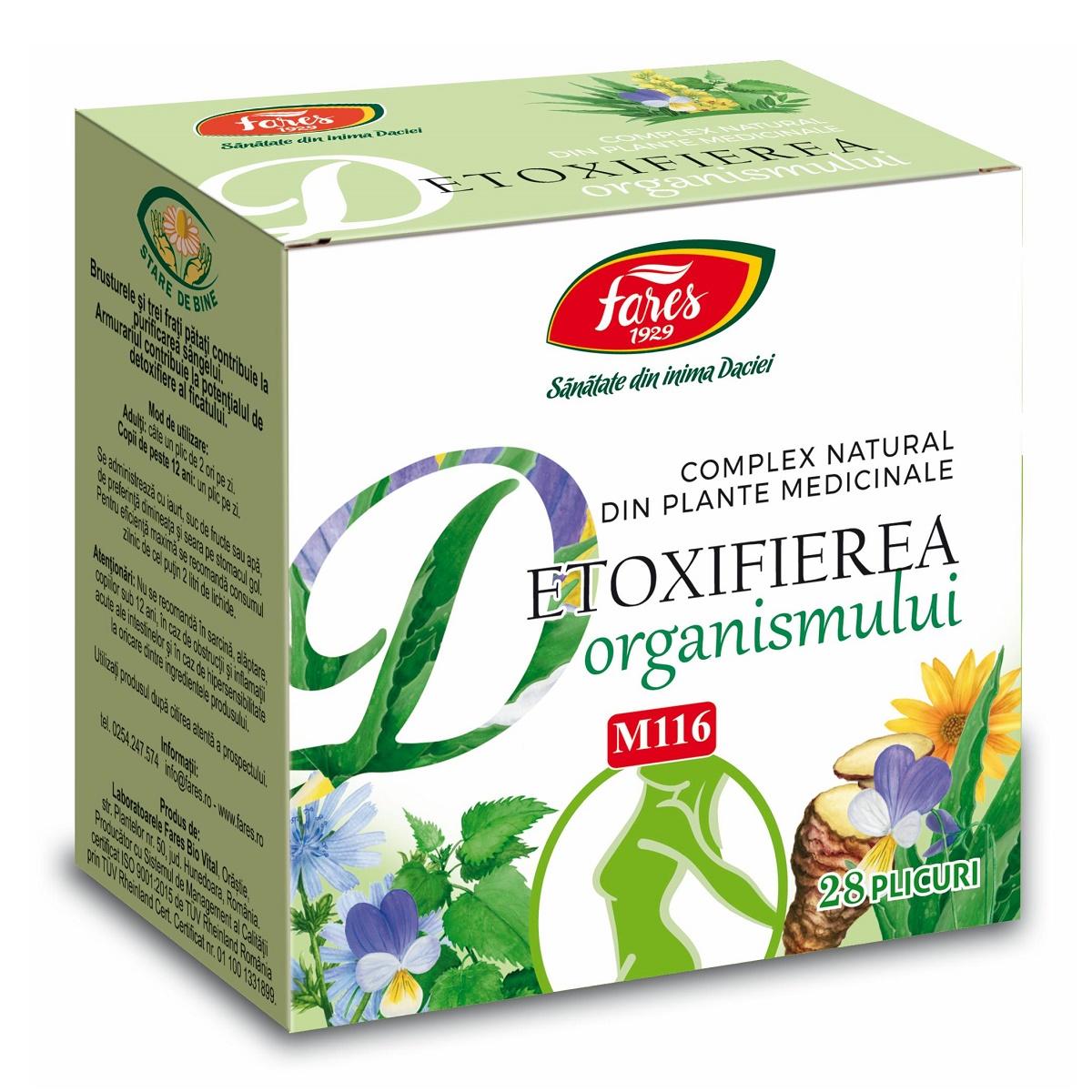 cel mai bun detoxifiant pentru organism