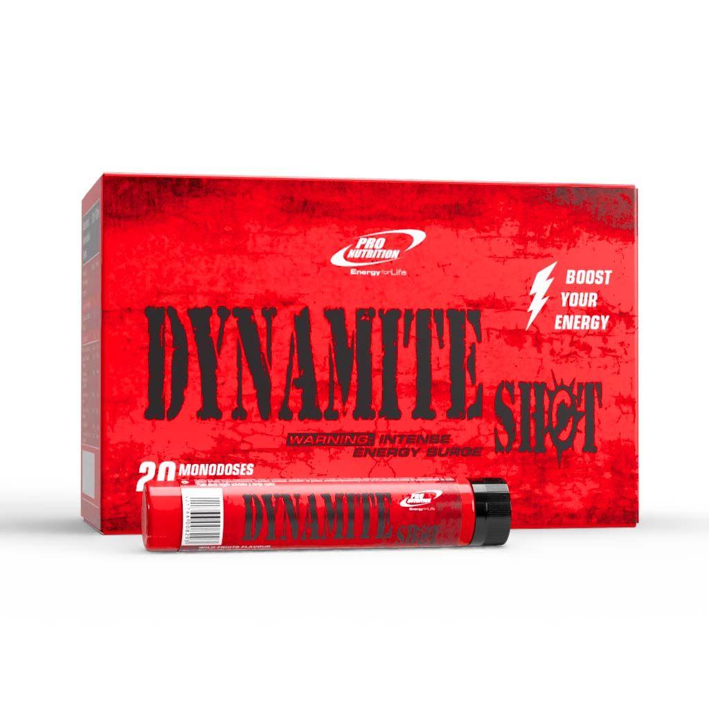 Dynamite Shot, 10 monodoze, Pro Nutrition