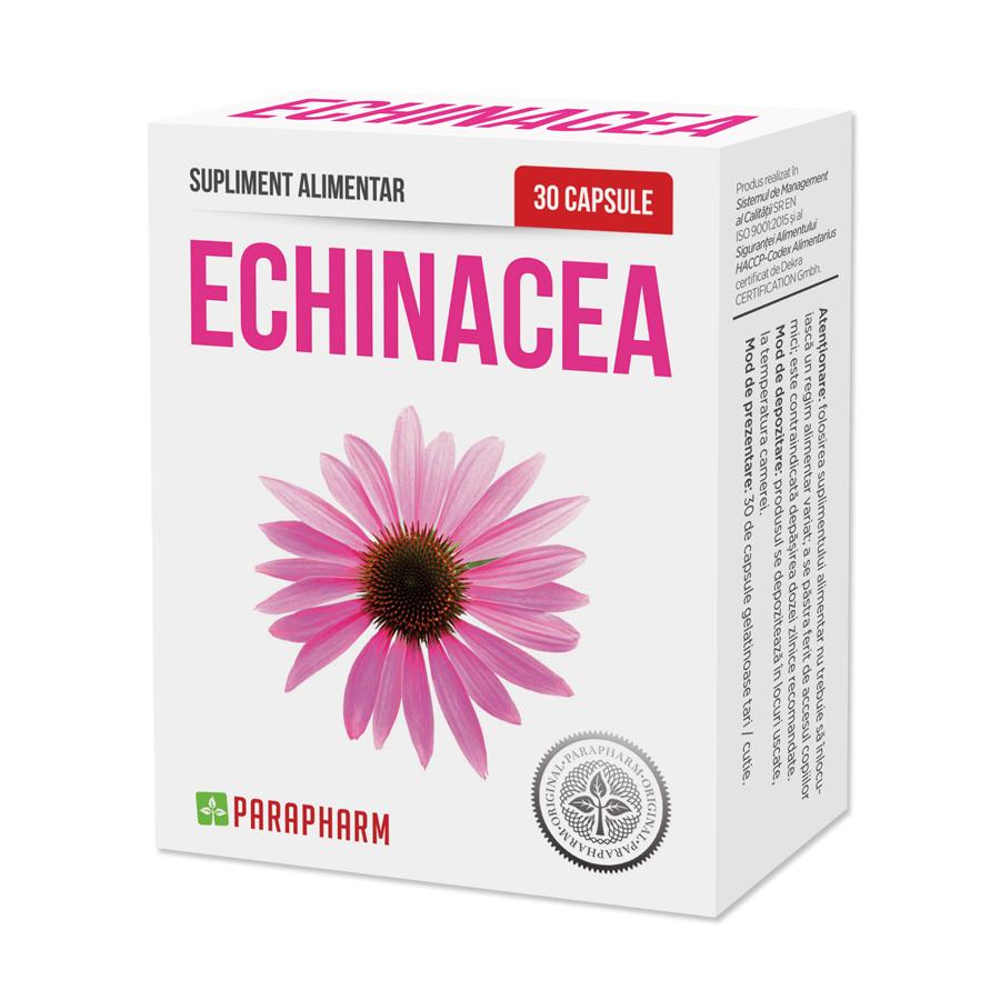 Echinacea, 30 capsule, Parapharm
