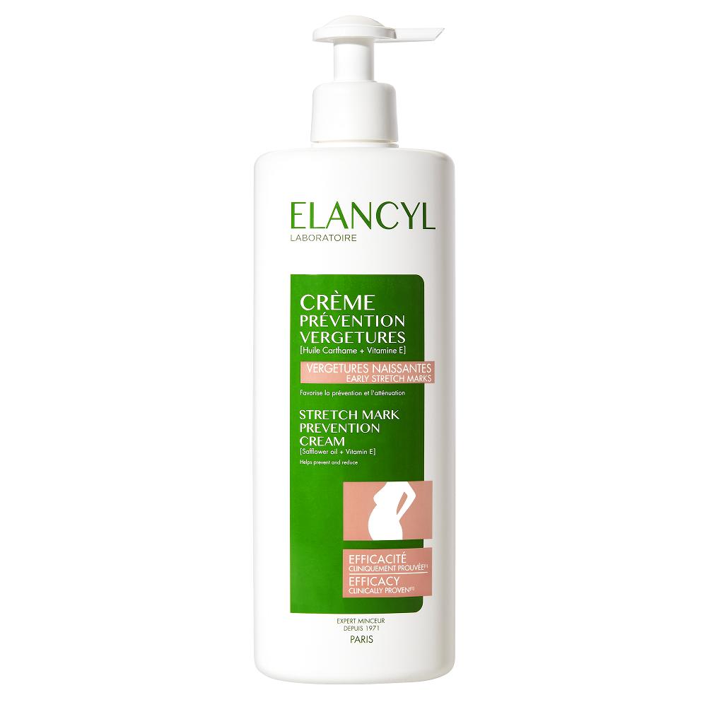 Cremă anti-vergeturi maternitate, 500 ml, Elancyl