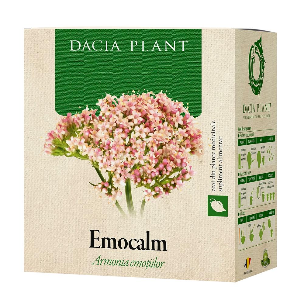 DACIA PLANT Emocalm - 60 comprimate