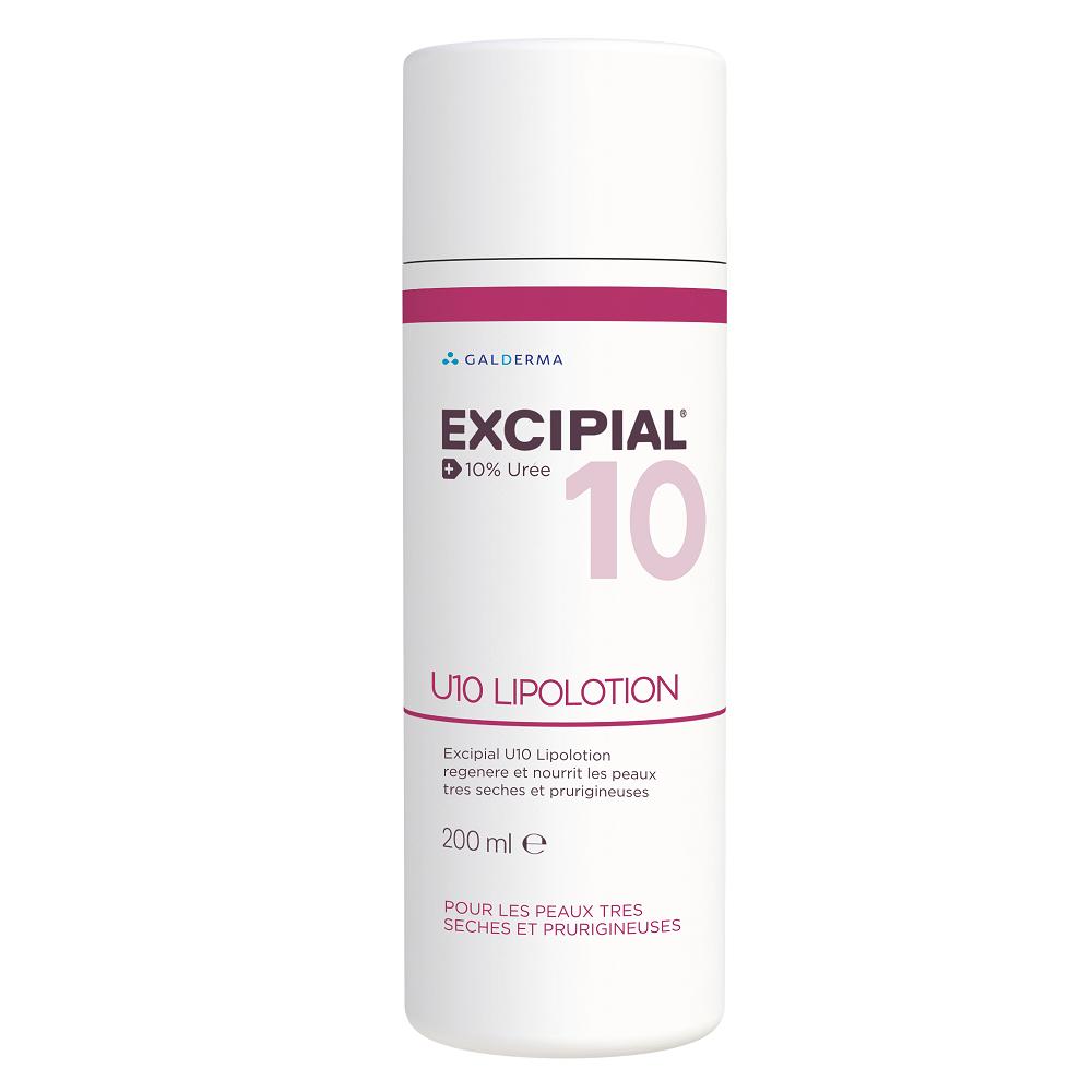 Emulsie cu 10% Uree Excipial U10 Lipolotion, 200 ml, Galderma