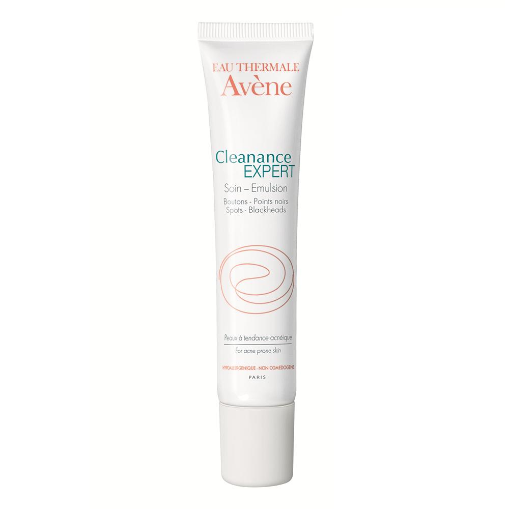 Emulsie pentru ten cu tendinta acneica Cleanance Expert, 40 ml, Avene