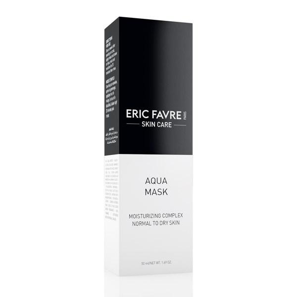 Mască hidratantă Aqua, 50 ml, Eric Favre Wellness