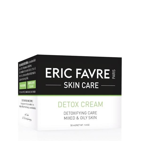 Cremă detoxifiantă Detox, 50 ml, Eric Favre Wellness
