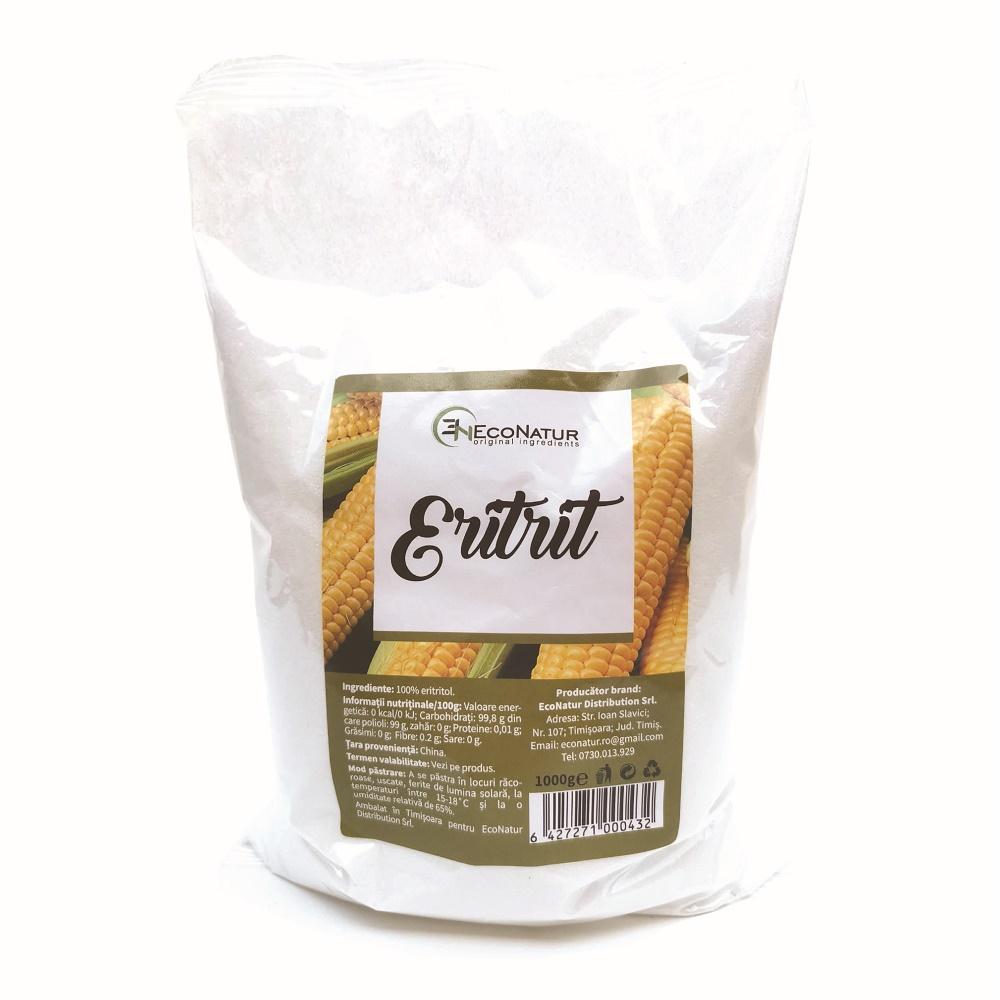 Eritrit, 1000 g, EcoNatur