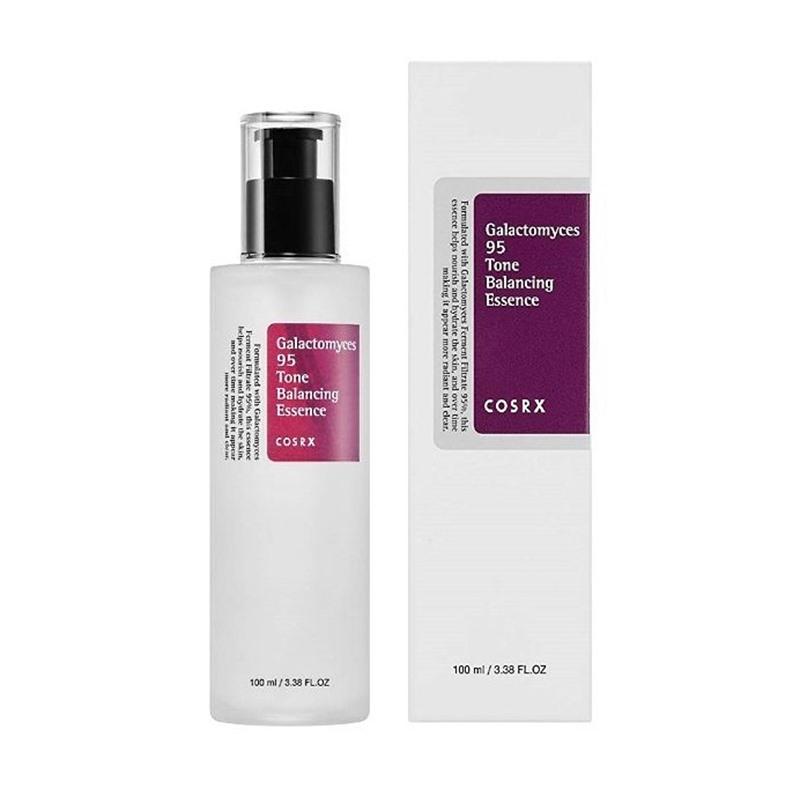 Esenta hidratanta cu 95% Galactomyces Tone Balancing, 100 ml, COSRX