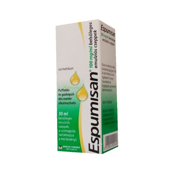 Espumisan 100mg/ml - Picături orale emulsie, 30 ml, Berlin-Chemie Ag