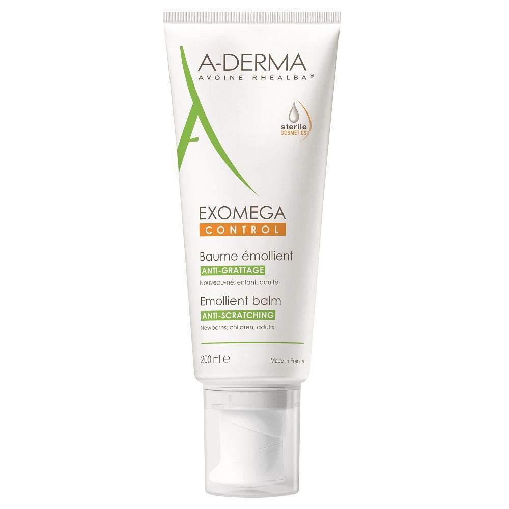Balsam emolient Exomega Control, 200 ml, A-Derma