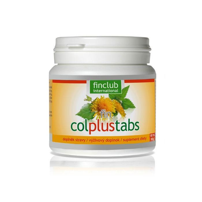 Fin Colplustabs, 180 tablete, Finclub