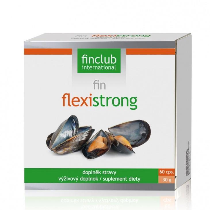 Fin Flexistrong, 60 capsule, Finclub