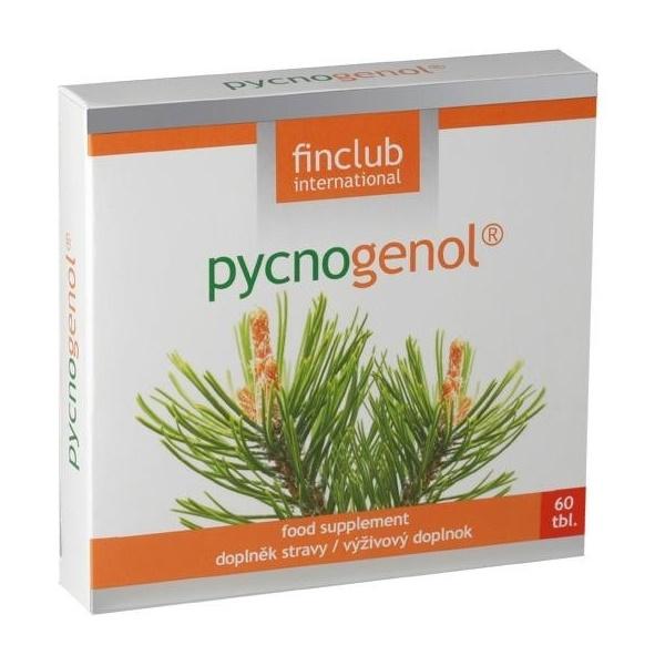Fin Pycnogenol, 60 tablete, Finclub