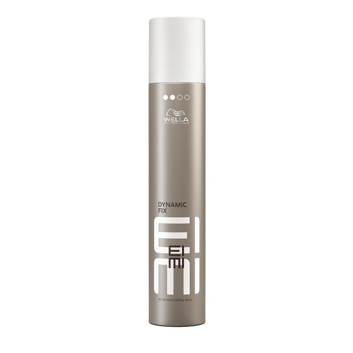 Fixativ cu fixare flexibila 45 Secunde Eimi Dynamic Fix, 500 ml, Wella Professionals
