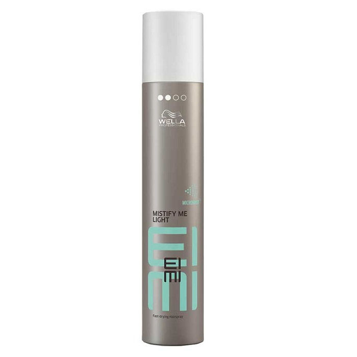 Fixativ cu fixare flexibila Eimi Mistify Me Light, 300 ml, Wella Professional