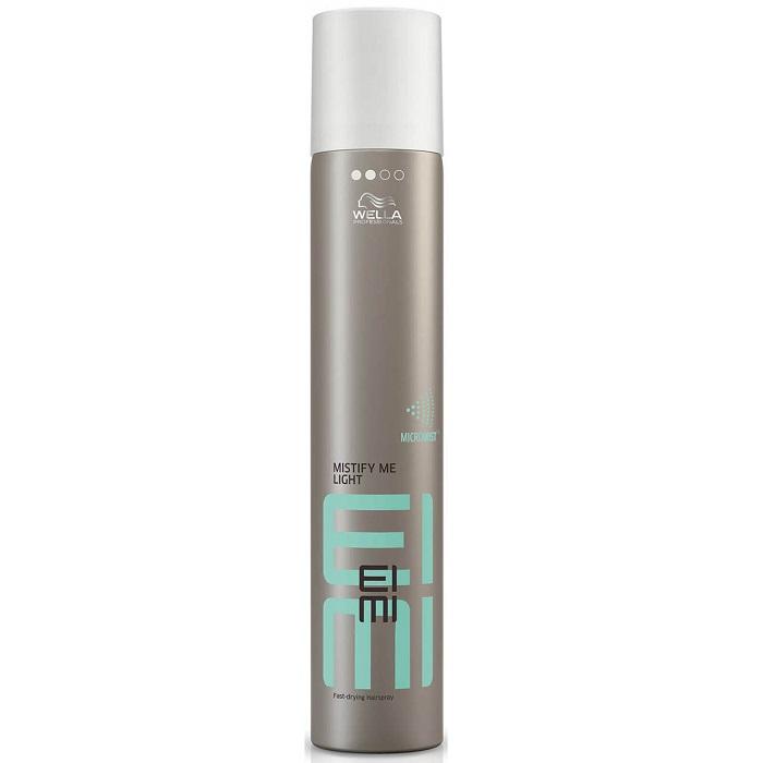 Fixativ cu fixare flexibila Eimi Mistify Me Light, 500 ml, Wella Professional