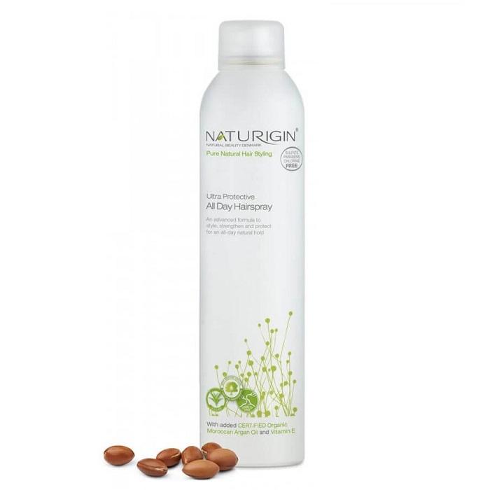 Fixativ ultra protectiv pentru utilizare zilnica, 300 ml, Naturigin