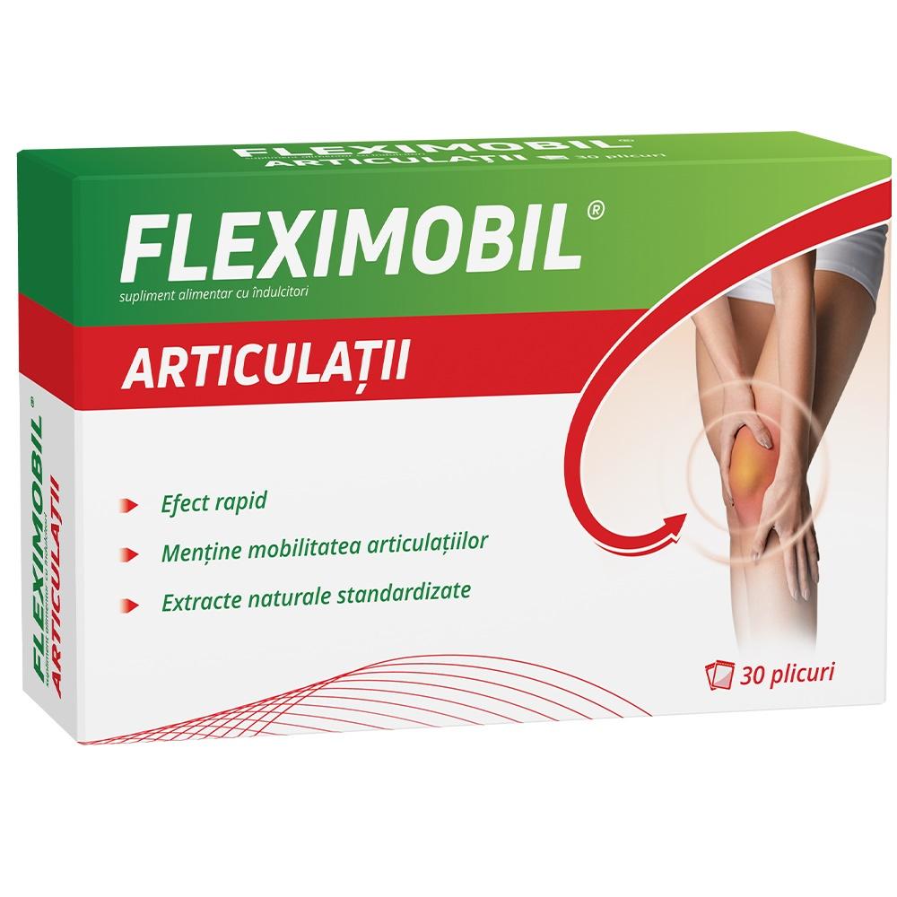 Fleximobil Articulații, 30 plicuri, Fiterman Pharma