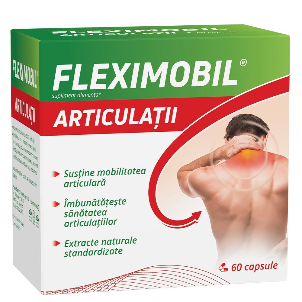 Fleximobil Articulații, 60 capsule, Fiterman