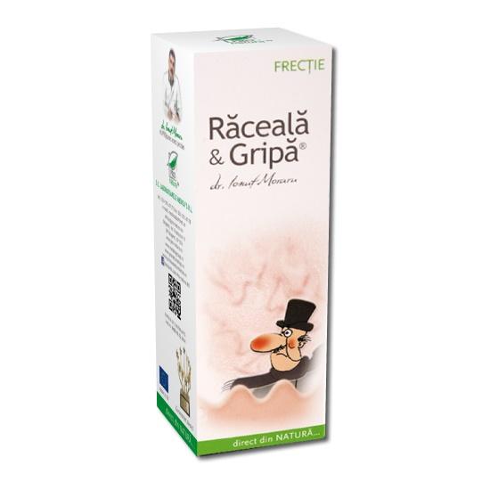 Frectie Raceala si Gripa, 50 ml, Pro Natura